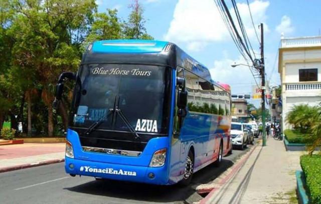 Image result for Asaltan autobús repleto de pasajeros en autopista seis de noviembre