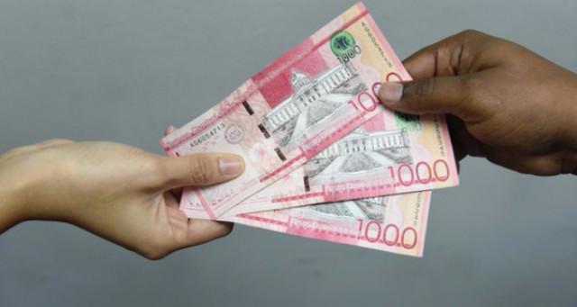 El Peso Dominicano Registra Otra Ligera Depreciación Fe Al Dólar De Eeuu